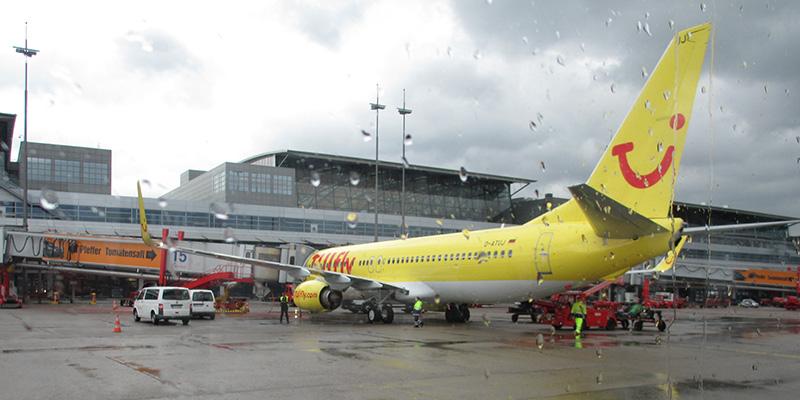 2014 Hamburger Flughafen